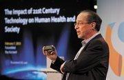 Ray Kurzweil, Google Inc.'s director of engineering