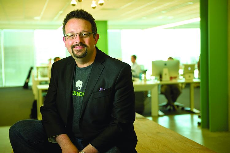 Evernote CEO Phil Libin says 'International investors have always been good to us.