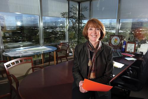 Supervisor Liz Kniss has pushed for funding for new community clinics and tough anti-smoking measures.