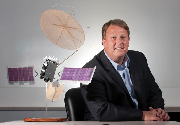 Kevin Bilger, vice president and general manager at Lockheed Martin, serves on the senior advisory council for a nonprofit program that provides teachers hands-on work experience alongside engineers who mentor them in space-based and missile programs.