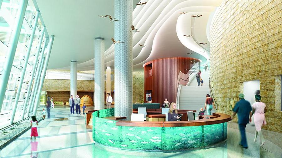 Heavy hitters to kick off Lucile Packard Children's Hospital project