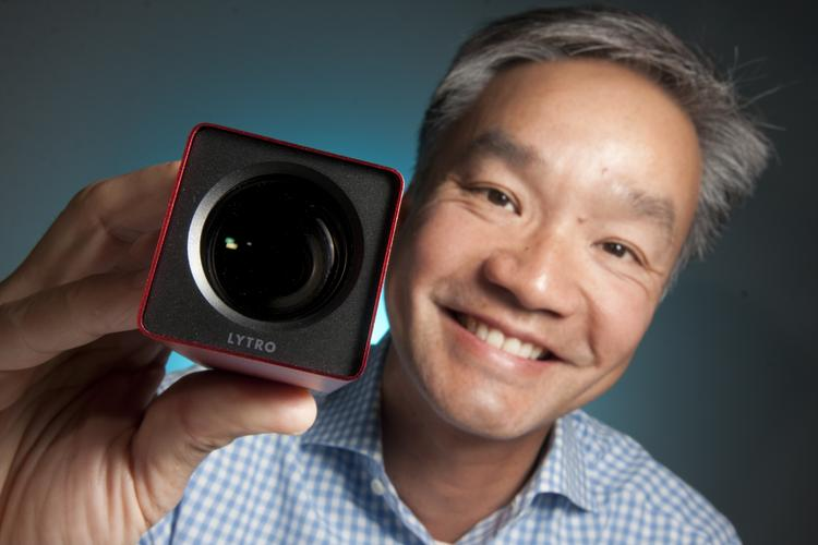 Charles Chi is Lytro's CEO.