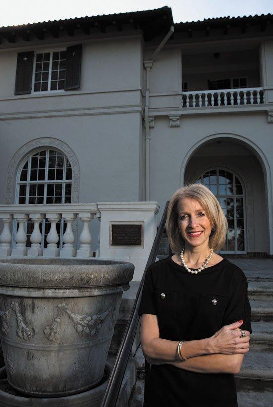Montalvo Arts Center Executive Director Angela McConnell overhauled her arts organization's board.