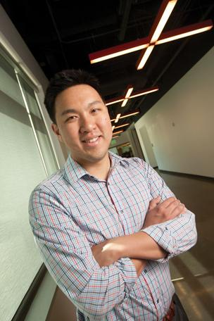 Medigram CEO Michael Chiu