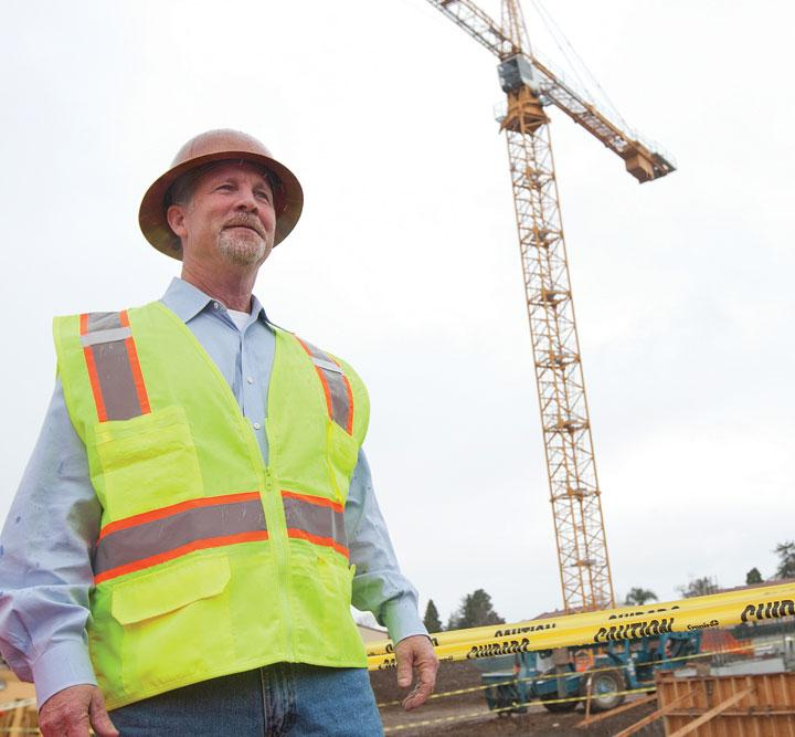 Gordon Moline, with SRM's Oakland office, is overseeing the Campbell project. Foundation work is under way, and building construction should start this summer. The facility is expected to be open by May 2013.