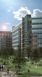 Structures: Moffett Towers' scope continues to expand