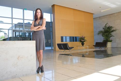 """""""I'm doing deals in the high $4 range,"""" said leasing agent Christine Slonek of Cornish & Carey Commercial. She expects prices in downtown Mountain View to increase steadily."""