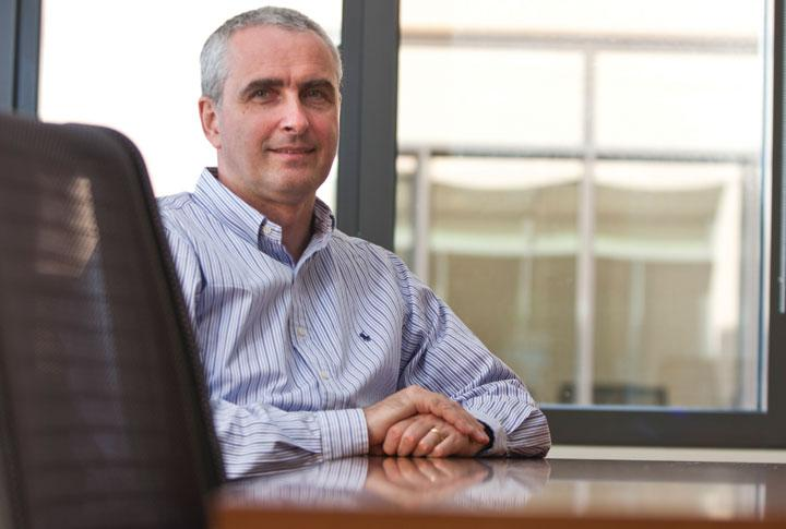 CEO Eric Kish started and sold several companies in Eastern Europe before coming to the U.S. to get a graduate degree in business at Stanford and launch his latest company, MystaffDesk.