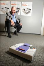 Neato Robotics' vacuums are sweeping the world