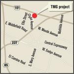 TMG building campus for rumored tech giant