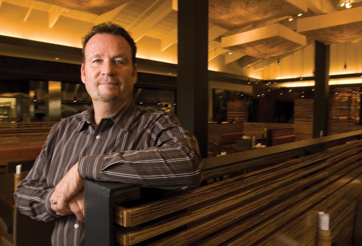 Pacific Catch owner Tom Hanson is one of several SF restaurateurs who have moved into the Campbell market.