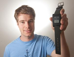 Eric Migicovsky, founder of Pebble Technology