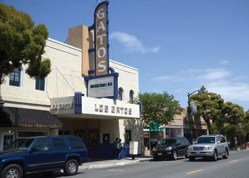 Carmel Cormack, owner of the Los Gatos Cinema building has died. The property is on the market.