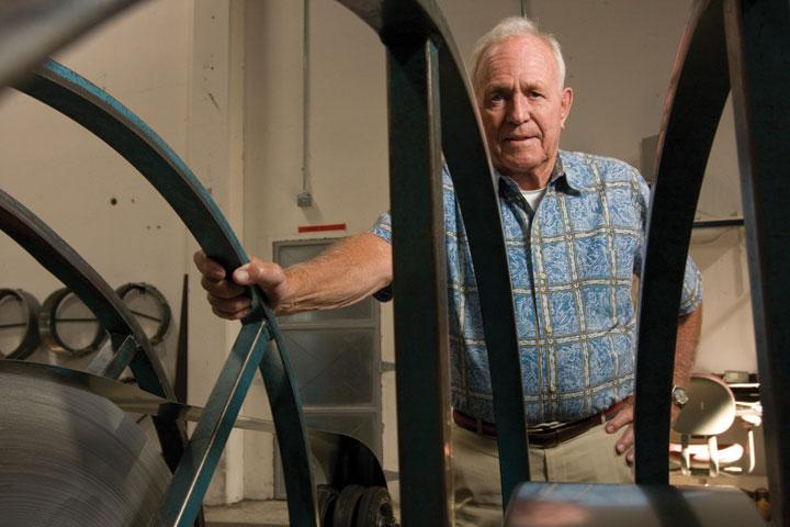 Joe Critchfield has operated Critchfield Mechanical Inc. for more than 30 years.