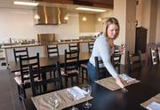 Colleen Janke opened her Savory Kitchen in January on The Alameda. She said she found less expensive space in Willow Glen but wanted The Alameda for her company, which offers cooking classes.