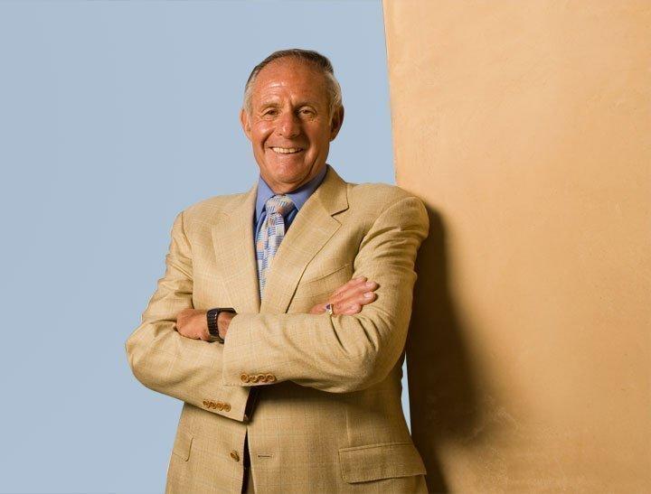 John A. Sobrato, Chairman, The Sobrato Organization