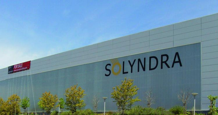 Solyndra's Fremont factory is for sale.