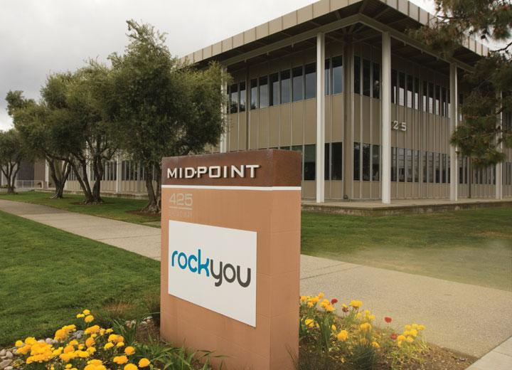 The social gaming company RockYou is eyeing the eastern part of San Francisco.