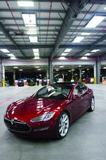 Tesla gears up for Model S deliveries in 'milestone' moment