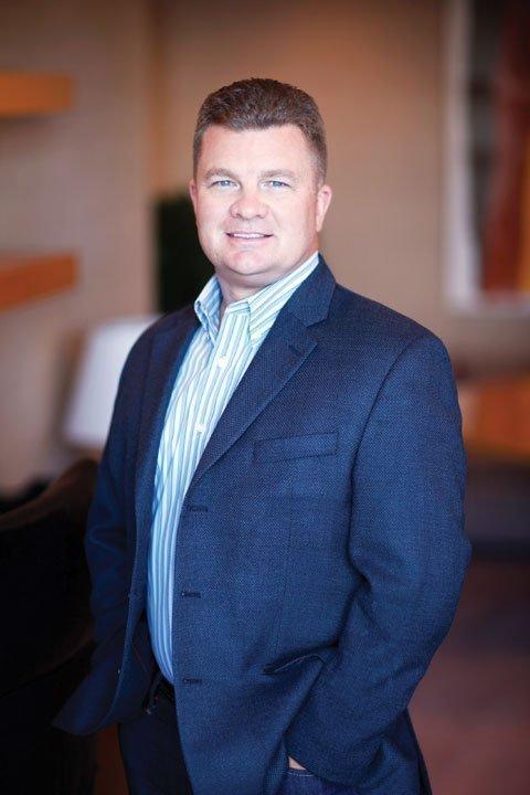 Best CIO — Private Company Winner Tom Peck, Levi Strauss & Co.