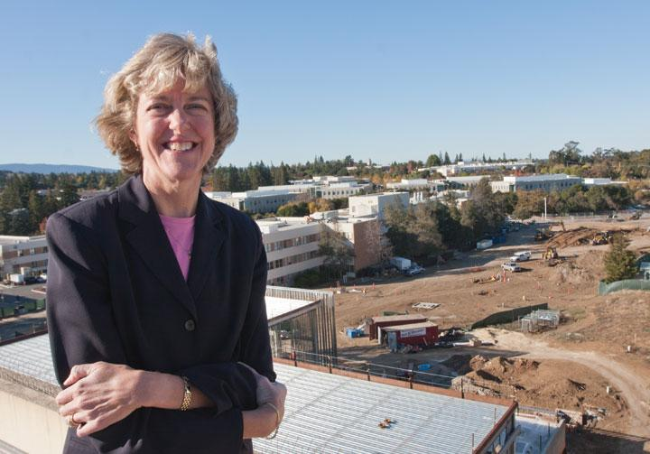 "Elizabeth ""Lisa"" Freeman has been director of the Palo Alto VA health system for the past 10 years and is leading the system during its $1.6 billion construction overhaul."