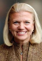 IBM's <strong>Rometty</strong> paid $15.4 million