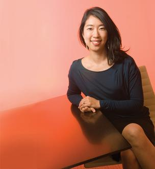 Ann Miura-Ko helps co-founder of FLOODGATE Fund.