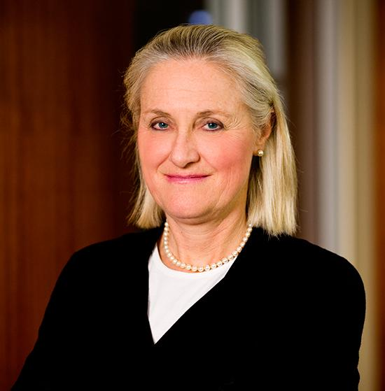 Joan S. Parsons, head of U.S. Banking at Silicon Valley Bank, is a 2012 Woman of Influence.