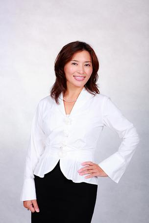 April Zhong, president and CEO of SilRay Inc.