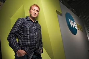 WePay CEO Bill Clerico