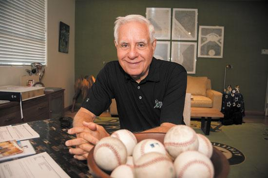 Lew Wolff is the co-founder and chairman of Maritz, Wolff & Co., co-owner of the Oakland A's, developer of downtown San Jose real estate and a fearsome competitor.