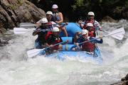 EBay Inc. managers are encouraged to develop teamwork within their teams, such as an annual rafting trip organized by one of the company's vice presidents.