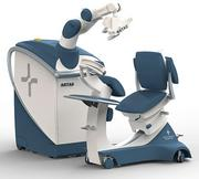 Restoration's computer assisted system uses robotics for its hair transplant procedure.