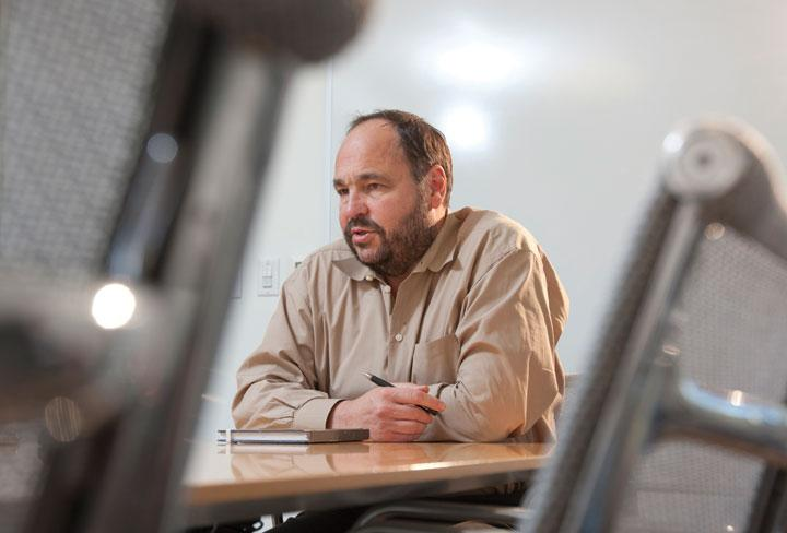 VMware CEO Paul Maritz is the Business Journal's 2011 Executive of the Year.