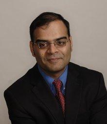 photo of Venkat Krishnan