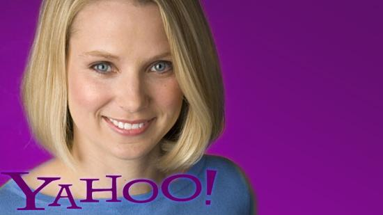 Trust in Marissa Mayer is being cited as the reason why Yahoo's stock price hit an 18-month high.