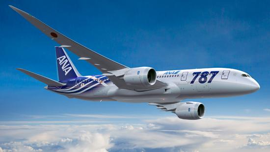 A Boeing 787 Dreamliner operated by All Nippon Airways had brake problems before takeoff on Wednesday.
