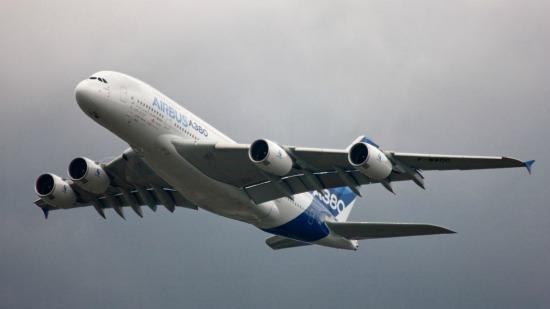 The Airbus A380 is the world's largest passenger plane.