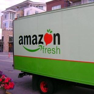 AmazonFresh, Amazon's grocery delivery service, would likely benefit from an automated replenishment system based on a patent that was just approved for Amazon.