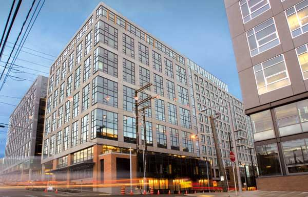 Amazon.com Inc.'s Seattle campus in South Lake Union is being put up for sale by Vulcan Real Estate.