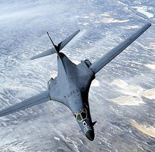 The Boeing Co. on Monday was awarded a contract worth up to $750 million from the U.S. Air Force for continued support and maintenance work on the B-1 bomber.