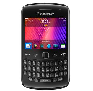 BlackBerry is still duking it out with its keyboard phone.