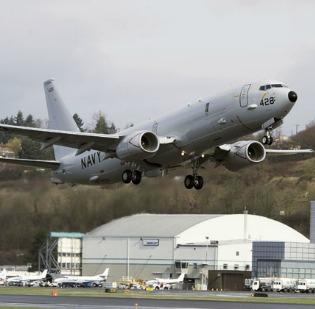 The Boeing Co. on Monday announced it has received $1.9 billion contract from the U.S. Navy for the purchase of 11 of its P-8A Poseidon aircraft.