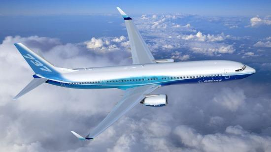 Sberbank of Russia and its wholly owned subsidiary, Sberbank Leasing, have ordered 12 Boeing 737-800s.