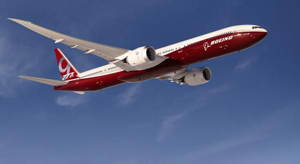 Boeing is reportedly asking 15 U.S. locations, including Washington state, for proposals to build the 777X airplane.