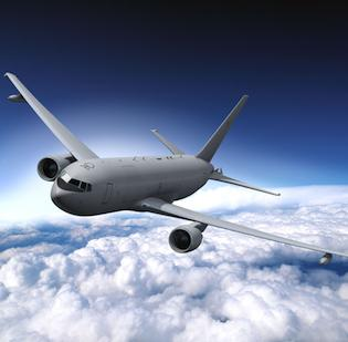 Assembly is expected to begin in about a year on the first Boeing Co. KC-46A tanker for the U.S. Air Force.