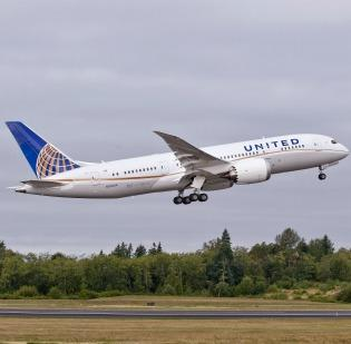 "United said it is working out some ""reliability"" issues related to the Boeing 787 used on a route between Houston and Nigeria."
