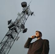 No. 6 - Information, media and telecommunications: Up 3.9 percent year-over-year.