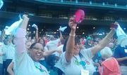 Enthusiasm is high as the Best Workplace winners are announced Thursday evening at Safeco Field.