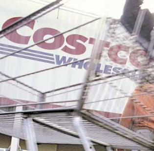 A bill in Montgomery County that would block plans for a gas station at the Costco under construction next to the Wheaton Mall is unconstitutional, according to Associate County Attorney Clifford Royalty, the county's top land-use attorney.